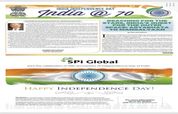 Special supplement of The Philippine Star on the occasion of 70th Anniversary of Indias Independence