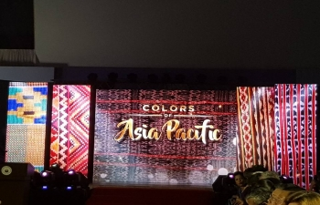 Colours of Asia Pacific