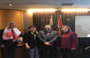 India in Philippines (Embassy of India, Manila)·Makati, Philippines· A delegation of Government of Assam led by Shri Naba Kumar Doley,Hon'ble Minister of State (IC), Youth & Sports and Cultural Affairs, visited Philippines from 18-20th December, 2017