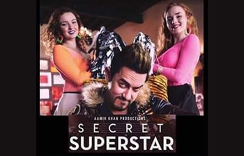 Hindi film secret superstar is being released in philippines at 18 locations on regular shows. you can catch the movie at the theatre nearest to you...
