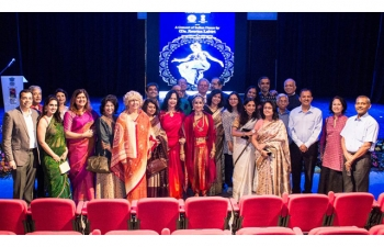 To kick off the celebrations of the 70th anniversary of the establishment of diplomatic relations between India and the Philippines, the Embassy of India in Manila organized a concert of Indian Classical Dance which featured Ms. Amrita Lahiri, a young and highly renowned Indian Classical Dance exponent at the BGC Arts Center on January 20, 2019.