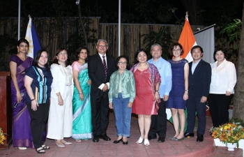 The Embassy of India, Manila celebrated the ITEC (Indian Technical and Economic Cooperation) Day 2019 on 28 February 2020 at India House in Manila.