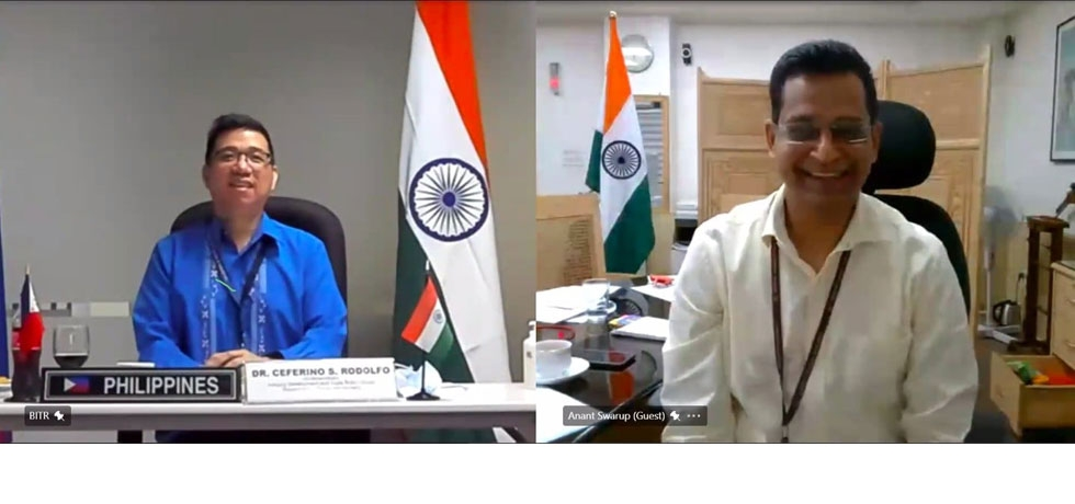 The 13th Meeting of India-Philippines Joint Working Group on Trade and Investment was held on 17th September 2020.