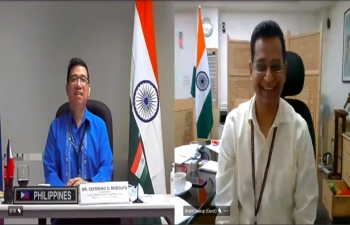 13th Meeting of India-Philippines Joint Working Group on Trade and Investment, 17th September 2020